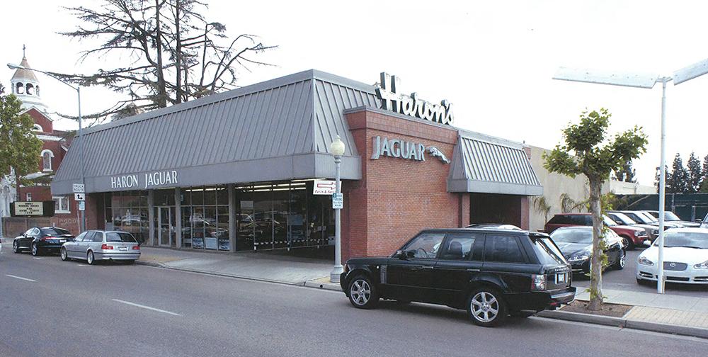 R L Davidson Architects Haron S Jaguar