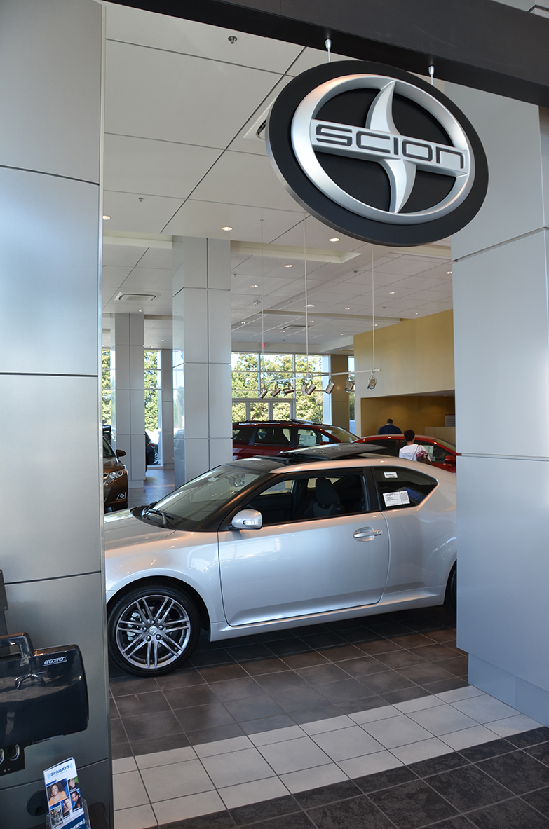 Michael Chevrolet Fresno >> R.L. Davidson Architects | Michael Toyota