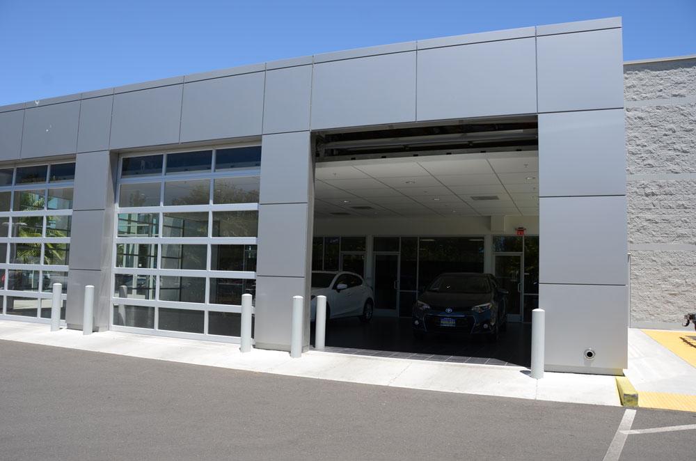 Hanlees Davis Toyota >> R L Davidson Architects Hanlees Davis Toyota