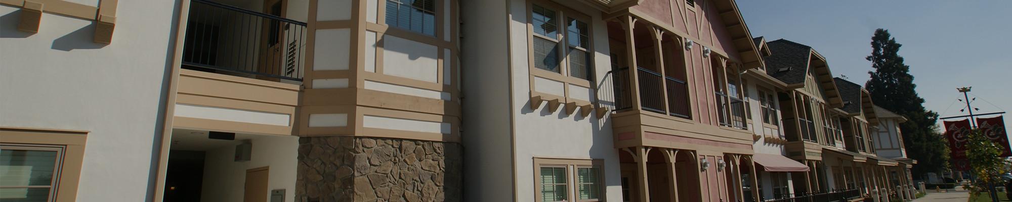 R.L. Davidson Architects   Marion Villas